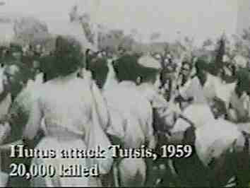 a history of the tensions between hutus and tutsis in rwanda and the rwandan genocide They were not killed by an outside force, but instead the two ethnic groups within rwanda, the hutus and the tutsi there was tension between the rpf and some of the hutu rebel groups in rwanda 6 responses to rwandan genocide.