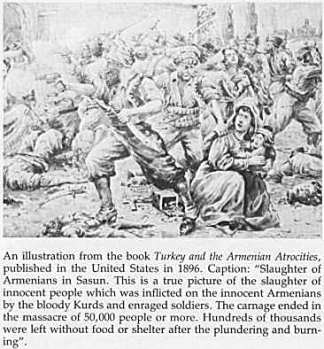 Turkey and the Armenian Atrocities, 1896