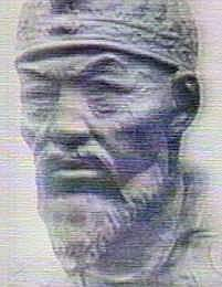 Tamarlane, or Timur the Great. He was a great conqueror, because he was so angry